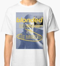 blonded FYF Blue Classic T-Shirt