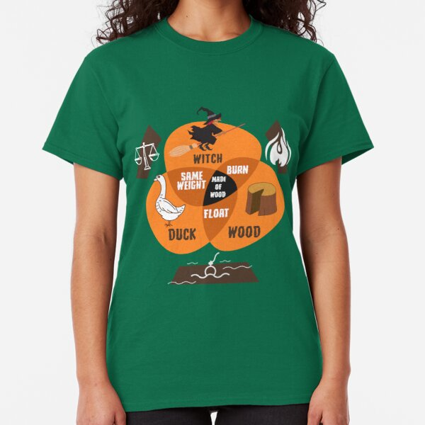 Witch Identification T-Shirt Classic T-Shirt