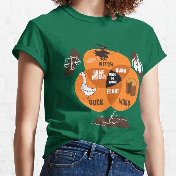 T-shirt d'identification de sorcière T-shirt classique