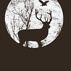 Stag Night by modernistdesign