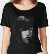 Blue Eye Dreamer Women's Relaxed Fit T-Shirt