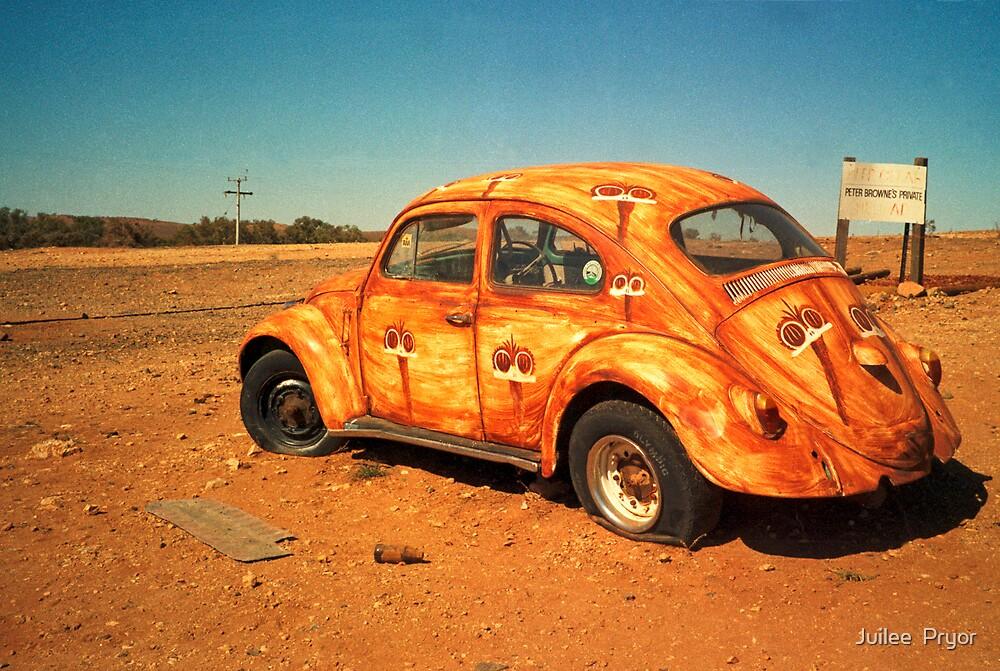 desert bug by Juilee  Pryor