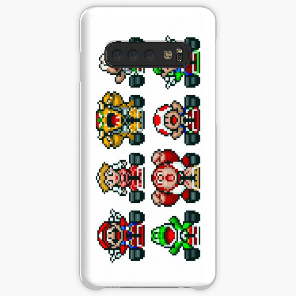 Super Mario Kart  Case & Skin for Samsung Galaxy