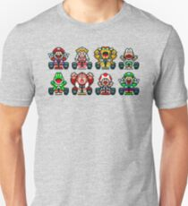 Super Mario Kart Slim Fit T-Shirt