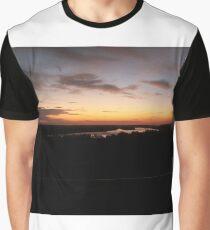 Mahoney Sunrise Graphic T-Shirt