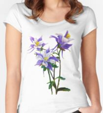Columbines Women's Fitted Scoop T-Shirt