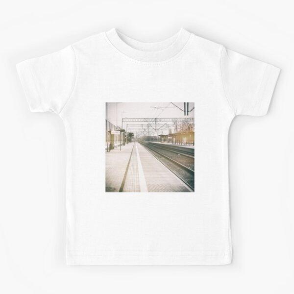 street photo STATION #photo #streetphoto Kids T-Shirt