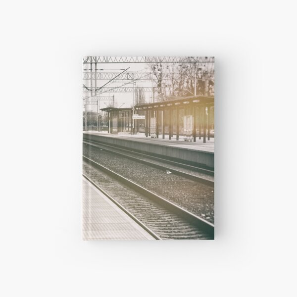 street photo STATION #photo #streetphoto Hardcover Journal