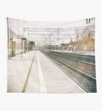 street photo STATION #photo #streetphoto Wall Tapestry