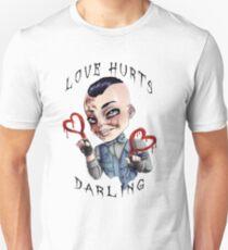 Outlast - Eddie Gluskin - Love Hurts Darling T-Shirt
