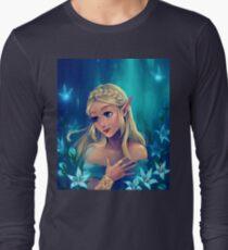 Silent Princess Long Sleeve T-Shirt