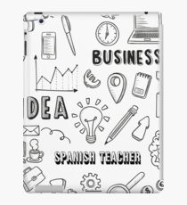 SPANISH TEACHER iPad Case/Skin