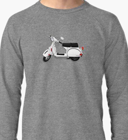 Scooter T-shirts Art: P Series Scooter Design Lightweight Sweatshirt