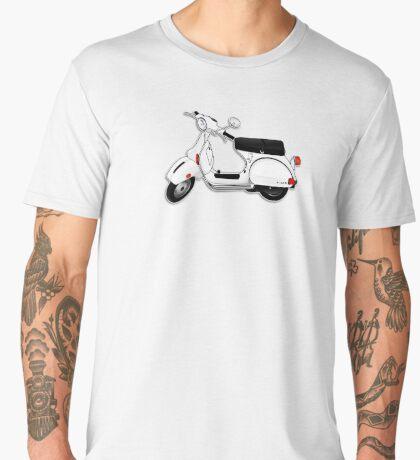 Scooter T-shirts Art: P Series Scooter Design Men's Premium T-Shirt
