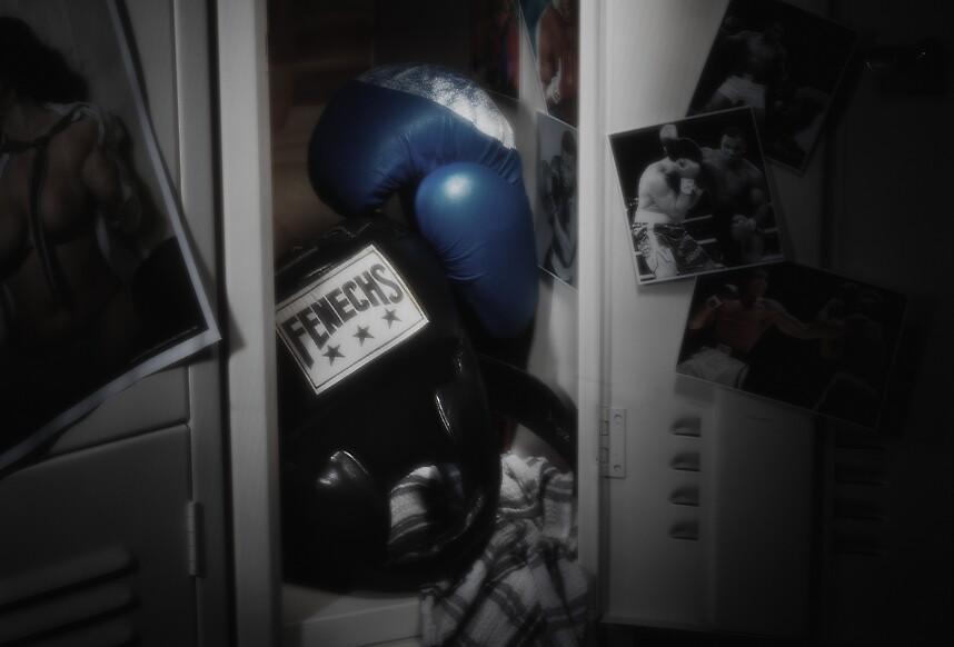 Boxer Locker. by JarFoto