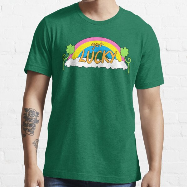 WUMB - Get Lucky Essential T-Shirt