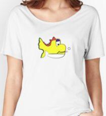 Yushi Women's Relaxed Fit T-Shirt