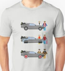 Back to the Future Delorian T-Shirt