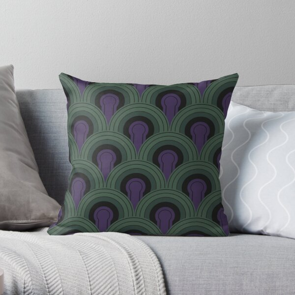 Shining - Overlook Hotel - Room 237 Throw Pillow