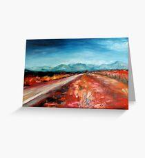 Coming home - Tamworth II Greeting Card