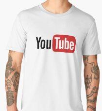 YouTube Men's Premium T-Shirt