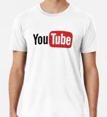 YouTube Men's Premium T-Shirt