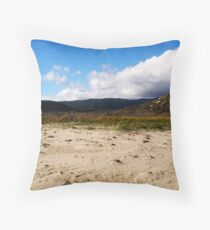 Beachside Throw Pillow