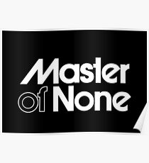 Master of none 1 Poster