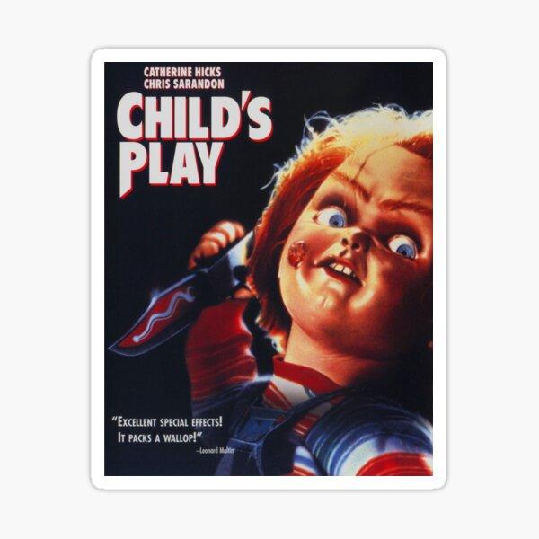 Child's Play Sticker