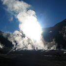 Earth smoke by celestin