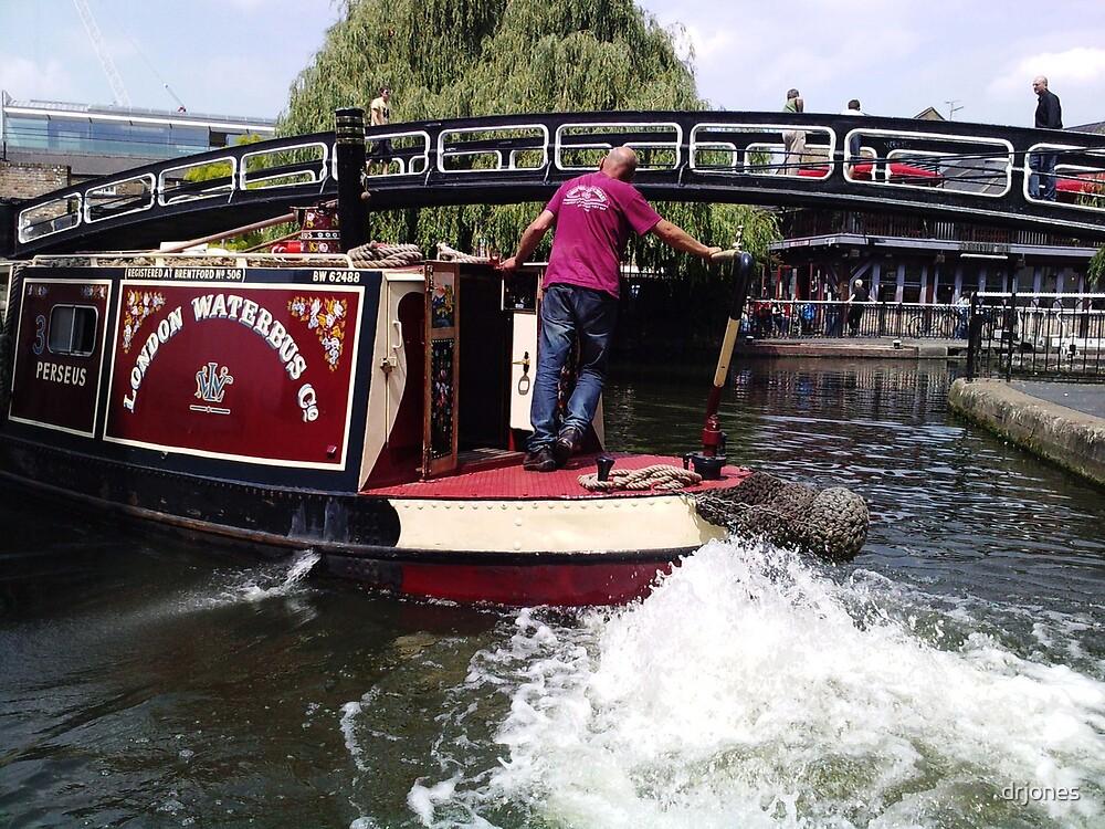 Making a Splash!  Camden Series #1 by drjones