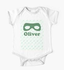 Oliver Short Sleeve Baby One-Piece