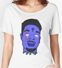 Issa Knife 21 Savage Women's Relaxed Fit T-Shirt