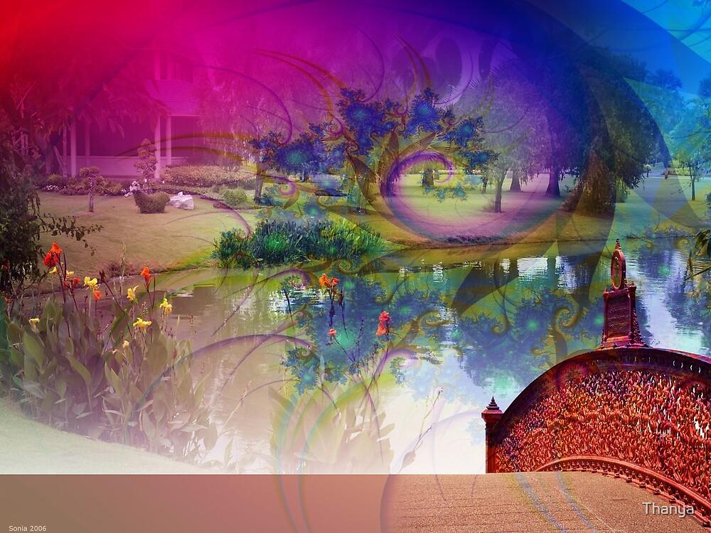 Spiral Dreemings by Thanya