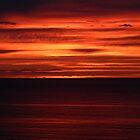Sonnenaufgang erstes Licht von Aoife McNulty