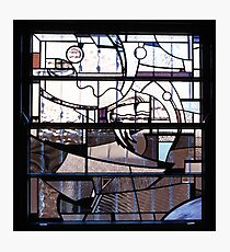 Study Window, Greenwich Photographic Print