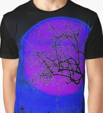Halloween landscape Graphic T-Shirt