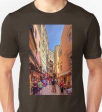 Busy Corfu Alley T-Shirt