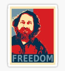 Richard Stallman Sticker