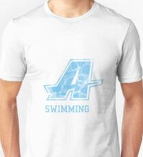 Assumption Swim Unisex T-Shirt