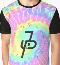 Tie Dye It's Everyday Bro Graphic T-Shirt