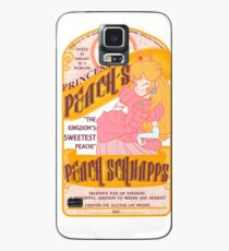 Princess Peach Schnapps  Case/Skin for Samsung Galaxy