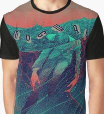 Mogwai Sea Graphic T-Shirt