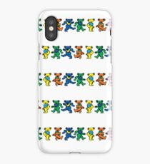 Stanley the Dancing Bear iPhone Case/Skin