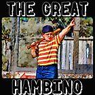der große hambino - der sandlot von American  Artist
