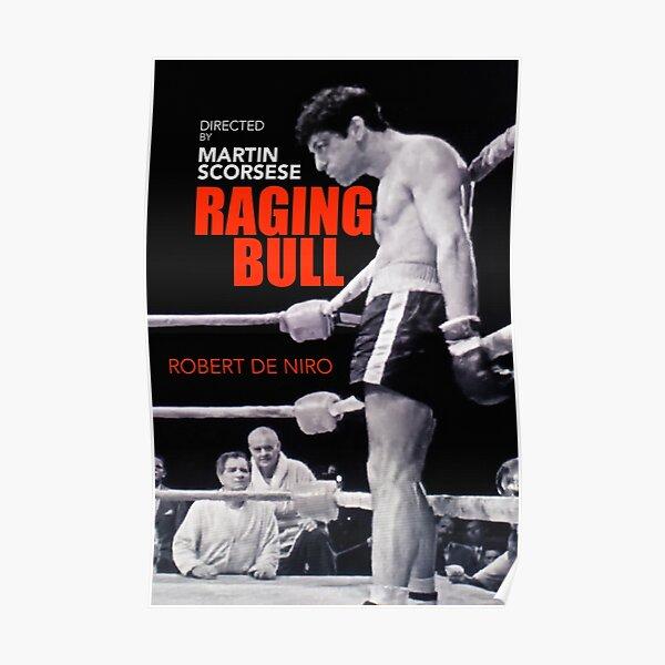 RAGING BULL 1 Poster
