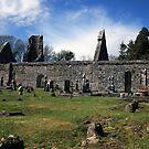 Dysart o Dea church ruins by John Quinn