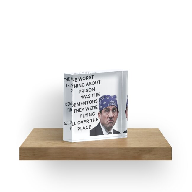 Prison Mike/Michael Scott - The Office US by effsdraws
