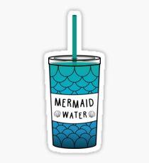 Mermaid Water Sticker