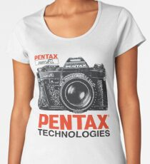 PENTAX Women's Premium T-Shirt